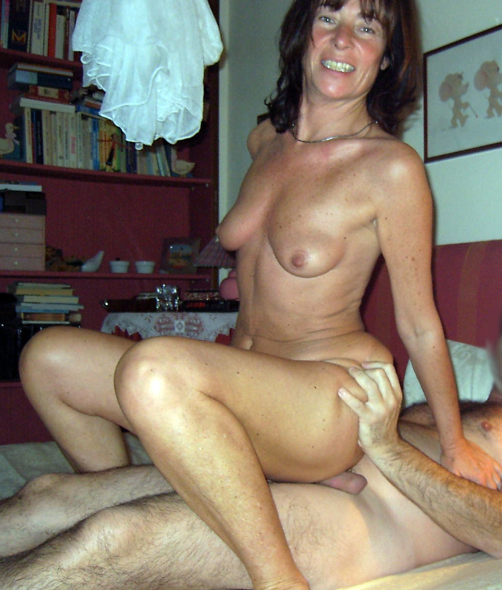 amateur Nude mature french
