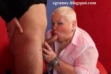 Fta granny Ludmila anl sex