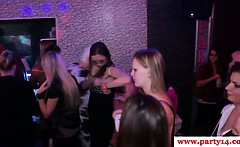 Real party euroteen being pussyfucked