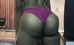 Big Black Ass Shaking