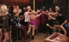 Naughty swingers party in XXX reality show of wild couples