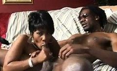 Black Guy Pounding A Loose Pussy
