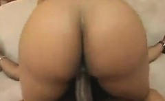 Thick Ebony Chick Getting Fucked