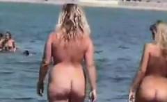 beautiful women at the beach