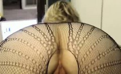Hot Curvy Webcam Slut Does Great Show 7
