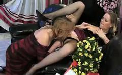 Horny Russian Lesbians