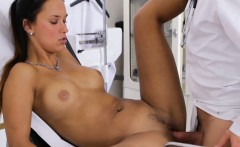 Hedvika Gets Her Pussy Licked And Fucked By The Dirty Doctor