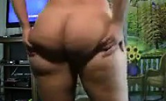 Shaking That Big Bare Ass