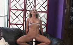 Stevie Lix Gets Off With Her Magic Wand