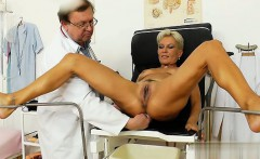 Wet pussy blonde anal