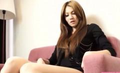 Adorable Sexy Asian Babe Having Sex