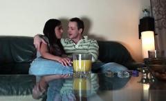 Italian wife hard anal sex