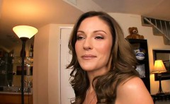 Hot mother i would like to fuck gets a lusty fucking