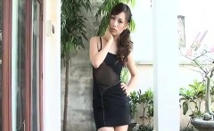 Adorable Sexy Asian Girl Banging