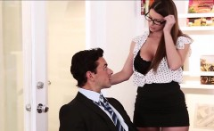 Horny Brooklyn Chase gets fucked hard