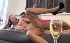 Cindy Lopes loves foursome