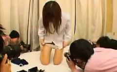 Asian Schoolgirl Softcore Photo Session