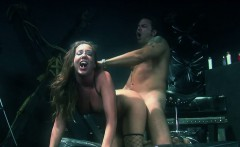 BrutalClips - Big-titted Slave Dominated And Fucked