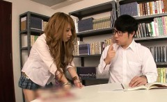 Cockhungry Japanese Teen Schoolgirl Sucks And Fucks