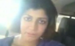 Cute Indian Girl Shows Off Her Breasts