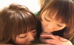 Facializing Two Japanese Women