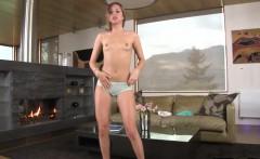 sexy pussy cum on butt