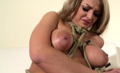 Wet girl double blowjob