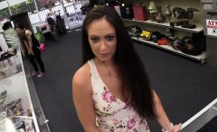 Ex Dominatrix Gets The Table Turned On Her At The Pawnshop