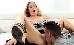 Mila Marx is wet for a big cock