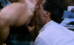 Amber Lynn, Nina Hartley, Buck Adams in classic fuck scene