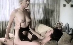 juliet anderson, ron hudd in hot 80s porn video with