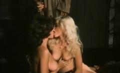 Michelle Bauer, Anna Ventura, Victoria Knoll in classic