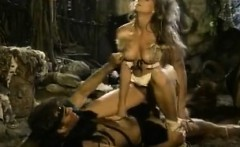 sabrina dawn, randy spears in 1980s porn video of savage
