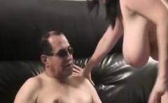 Mature Latino pornstar playing with his big cock
