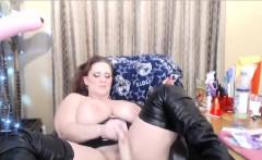 Big And Busty Cam Slut