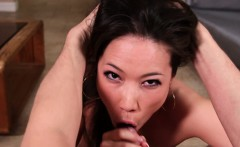 Pov fetish asian whore facefucked