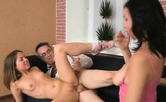 doggy position pounding from lascivious mature teacher