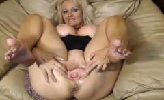 Nasty Blonde Grandmother
