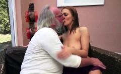 Grandpa Fucks Teen At Picnic