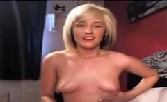 Pretty Blonde Cam Girl