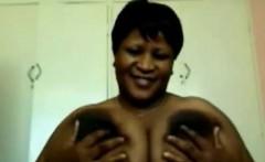 ebony bbw with large breasts