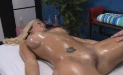 Playgirl performs oral job and gets banged in doggy style
