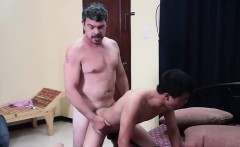 Horny daddy loves fucking sexy and cute asian twink Vahn