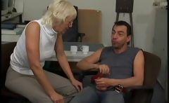Watch hot granny porn