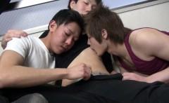 Asian twinks 3way stroke
