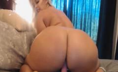 horny big booty slut solo masturbation