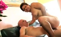 Sexy Cory Gates Fucked At Home After Giving A BJ
