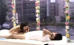 Wild Public Japanese Sex Display