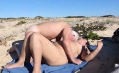 wife hot sex at the beach