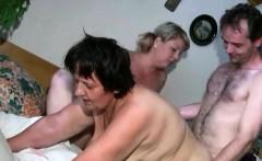 Fat Nurse Takes Care Of Granny